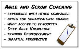 Agile and Scrum Coaching