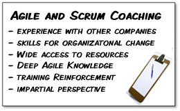 Agile and Scrum Coaching