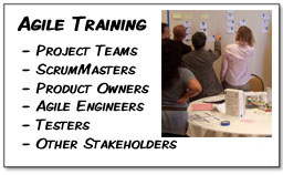 Agile and Certified Scrum™ Training